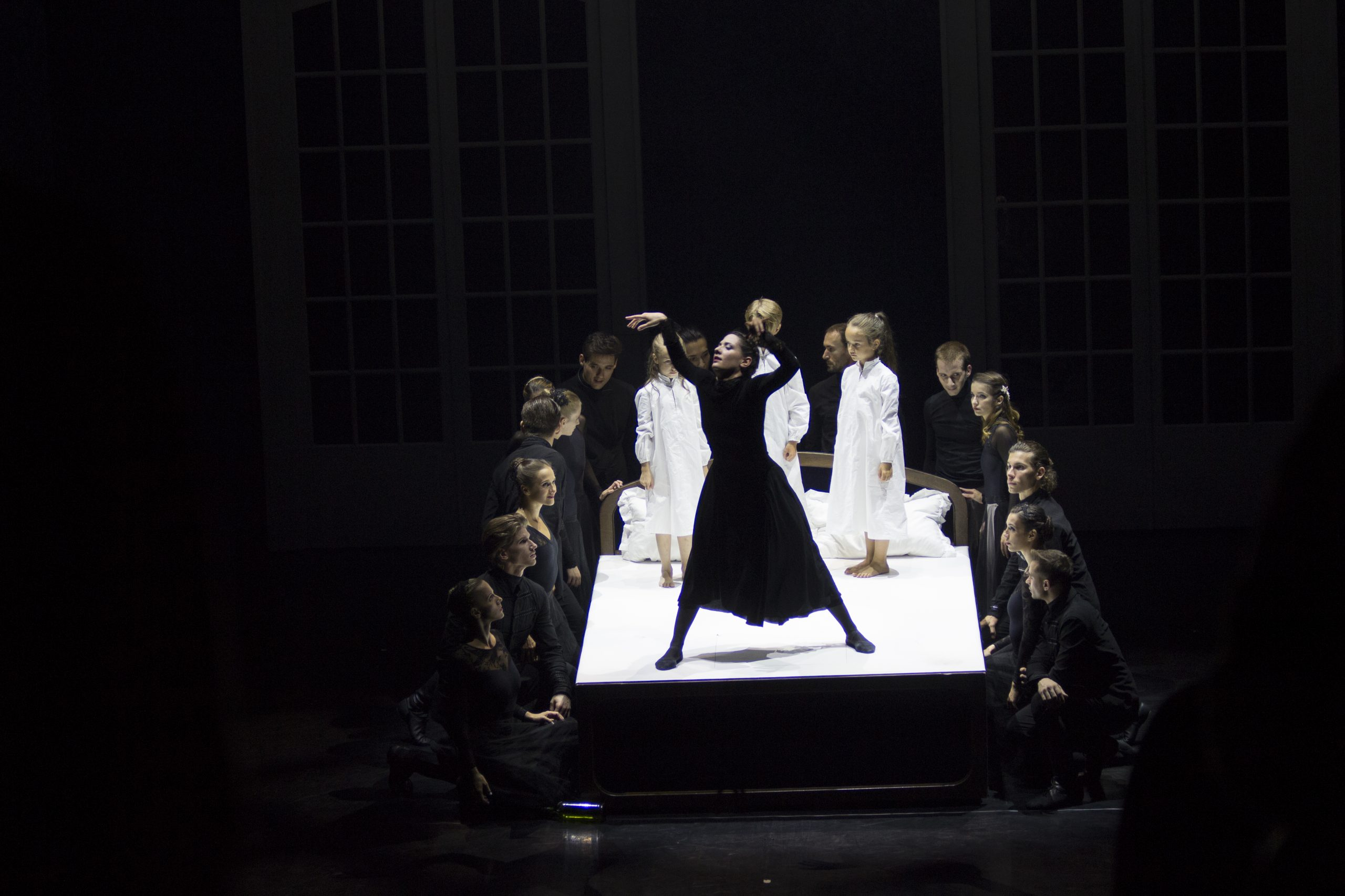 A Győri Balett csodálatos előadása