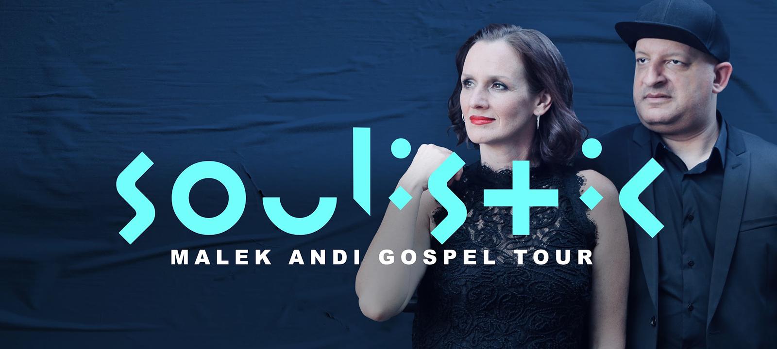 Malek Andi Soulistic - Gospel koncert