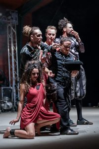 Firebirds Production – Freak Fusion Cabaret