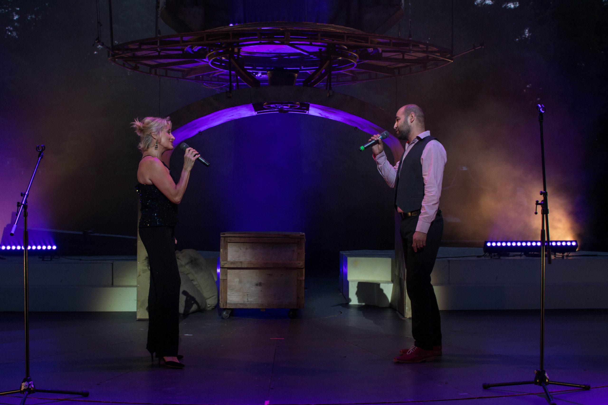 A nagy találkozás: zenés este a musical és a swing jegyében